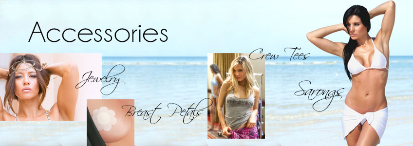 Colleen Kelly Designs Accessories Collection - Swimwear Accessories