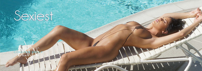 Colleen Kelly Designs Classic Swimwear Collection - Sexiest