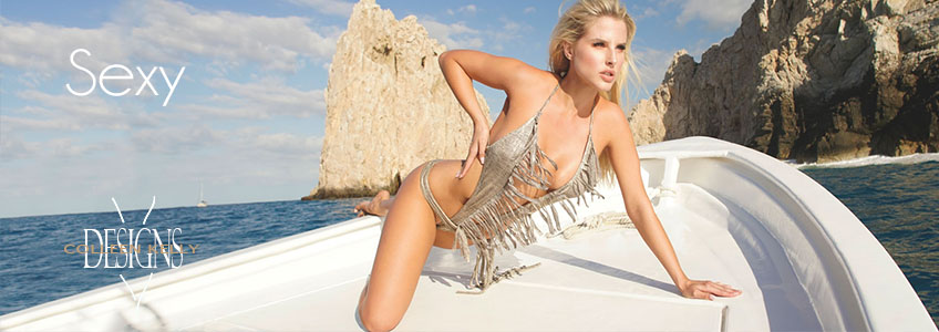 Colleen Kelly Designs Classic Swimwear Collection - Sexy