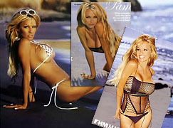 Swimwear Magazines & Tear Sheets