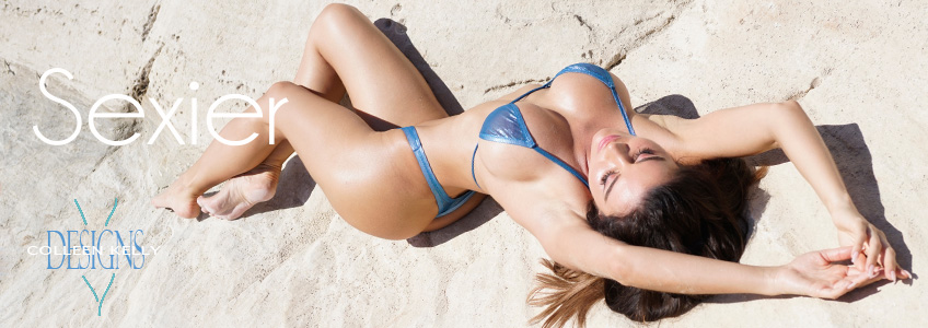 Colleen Kelly Designs New Swimwear Collection - Sexier