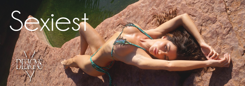 Colleen Kelly Designs New Swimwear Collection - Sexiest