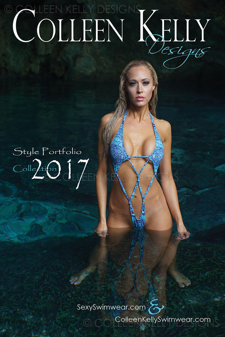 Colleen Kelly Designs Swimwear Style #107 Image of The 2017 Style Portfolio