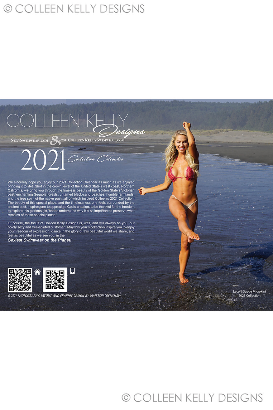 Colleen Kelly Designs Swimwear Style #101