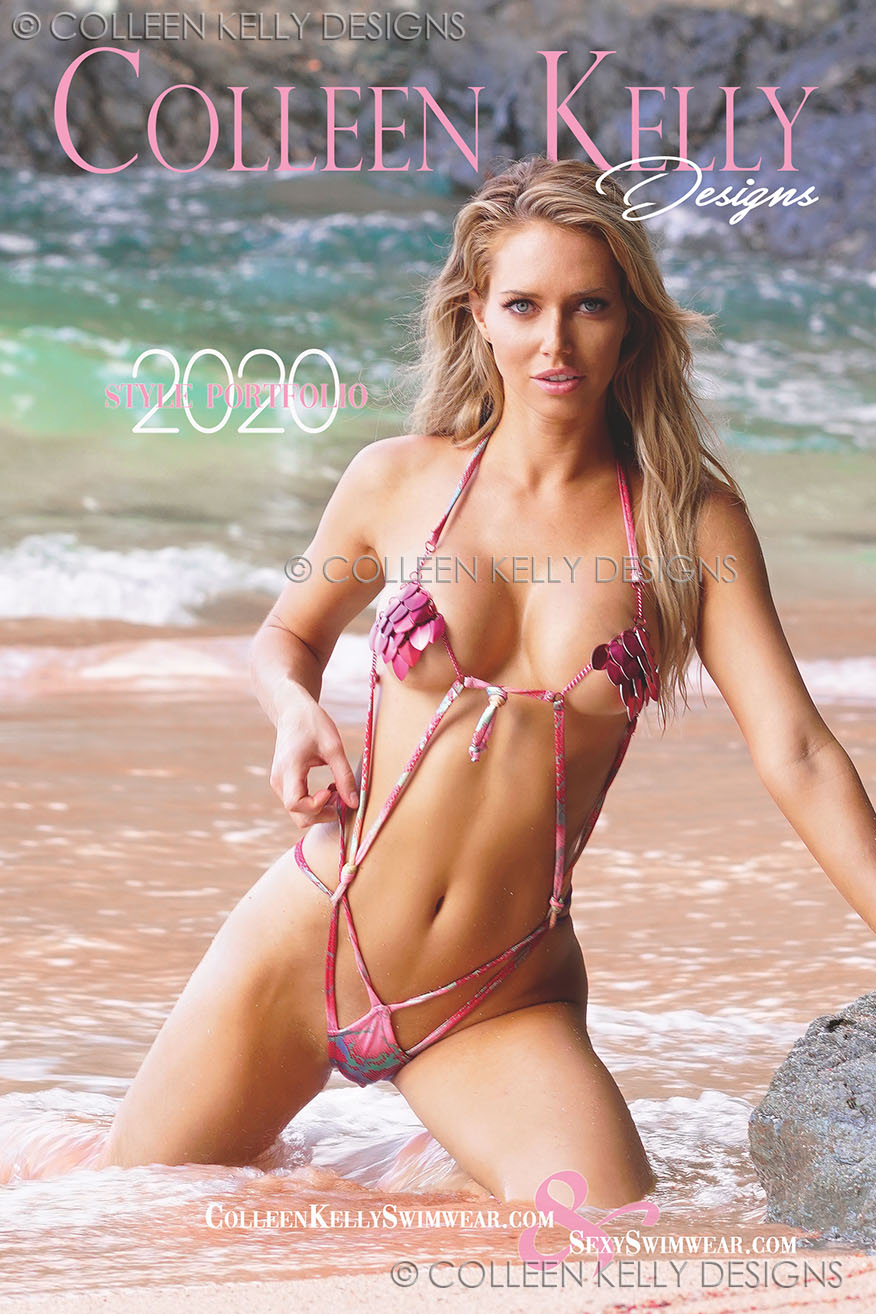 Colleen Kelly Designs Swimwear Style #107 Image of The 2020 Style Portfolio