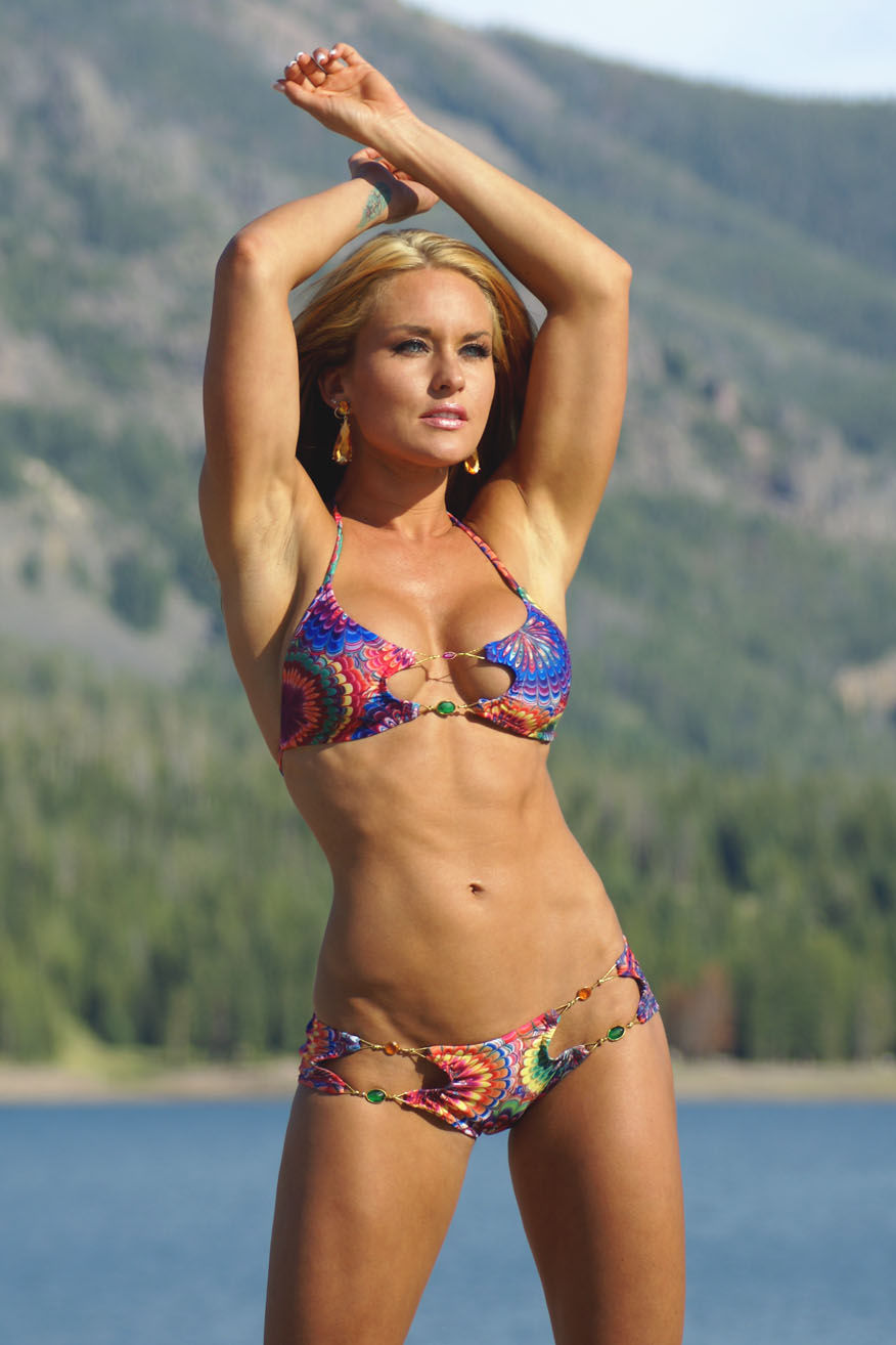 Colleen Kelly Designs Swimwear Style #1718