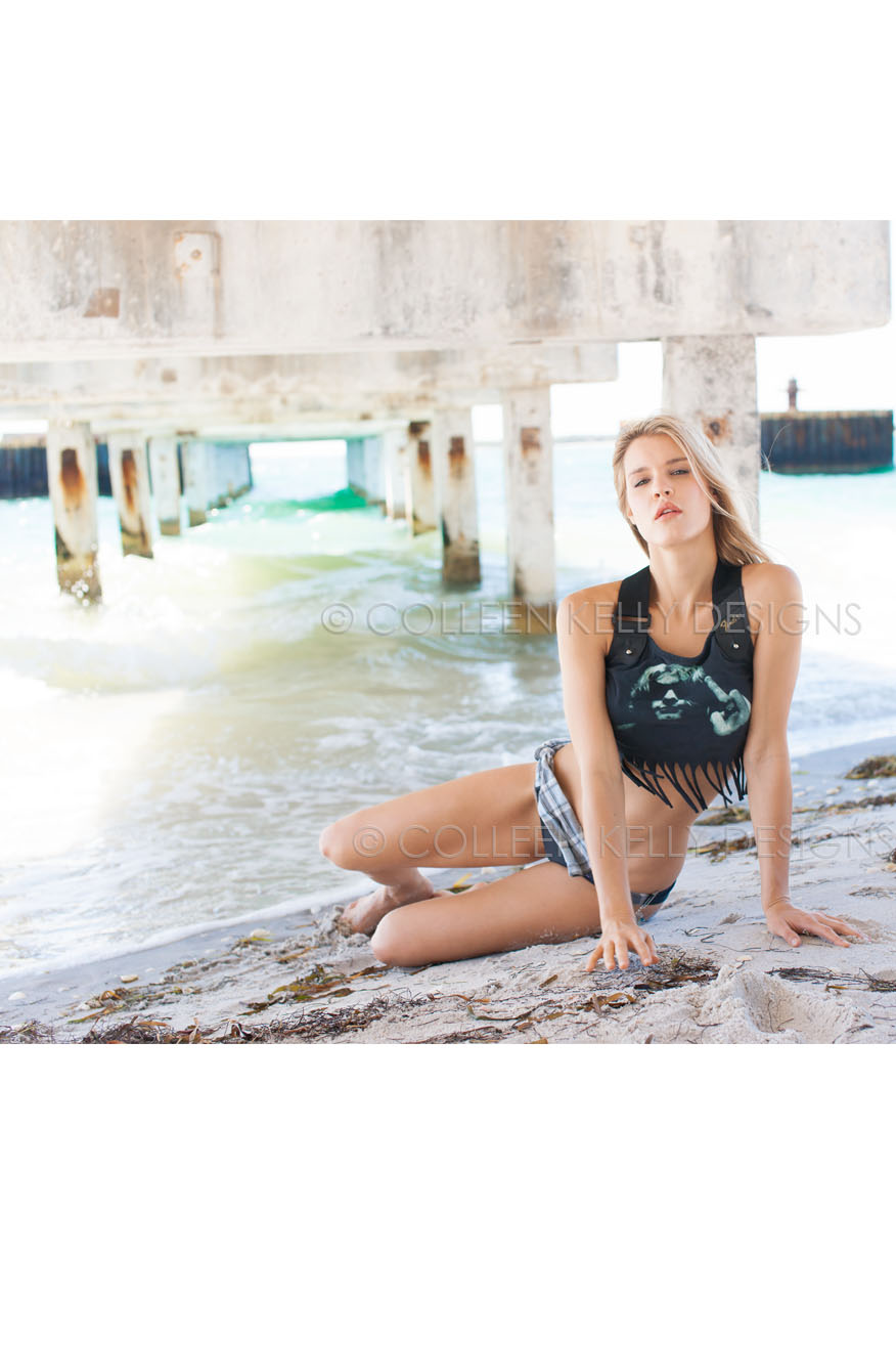 Colleen Kelly Designs Swimwear Style #204