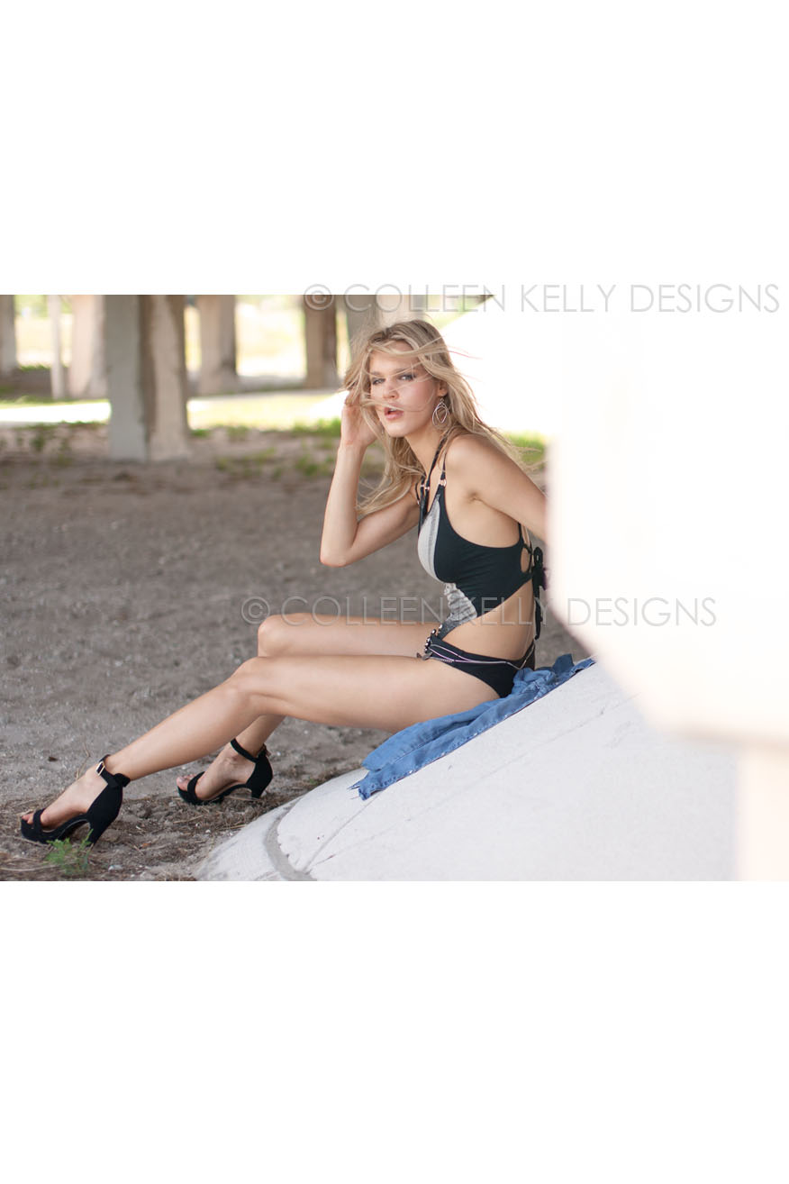 Colleen Kelly Designs Swimwear Style #209