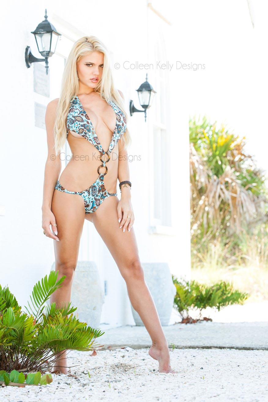 Colleen Kelly Designs Swimwear Style #2105