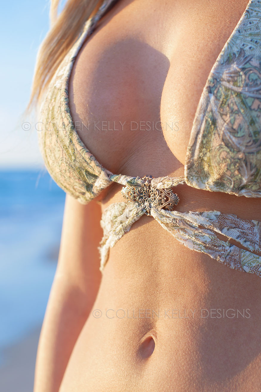 Colleen Kelly Designs Swimwear Style #2204