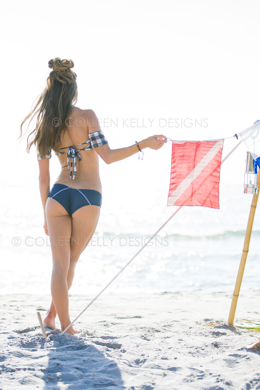 Colleen Kelly Designs Swimwear Style #2205
