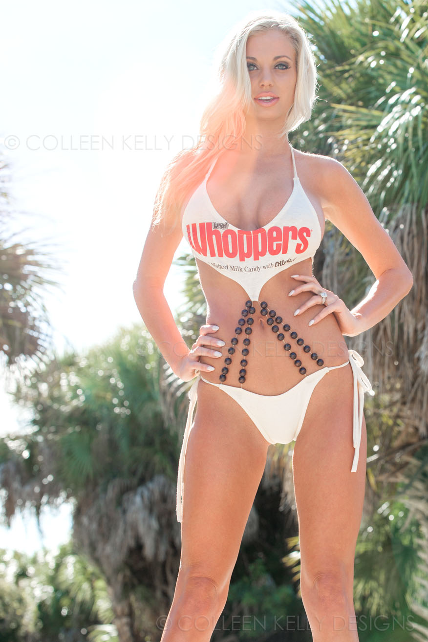 Colleen Kelly Designs Swimwear Style #220