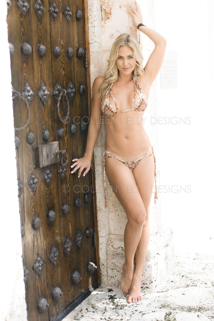 Colleen Kelly Designs Swimwear Style #2222