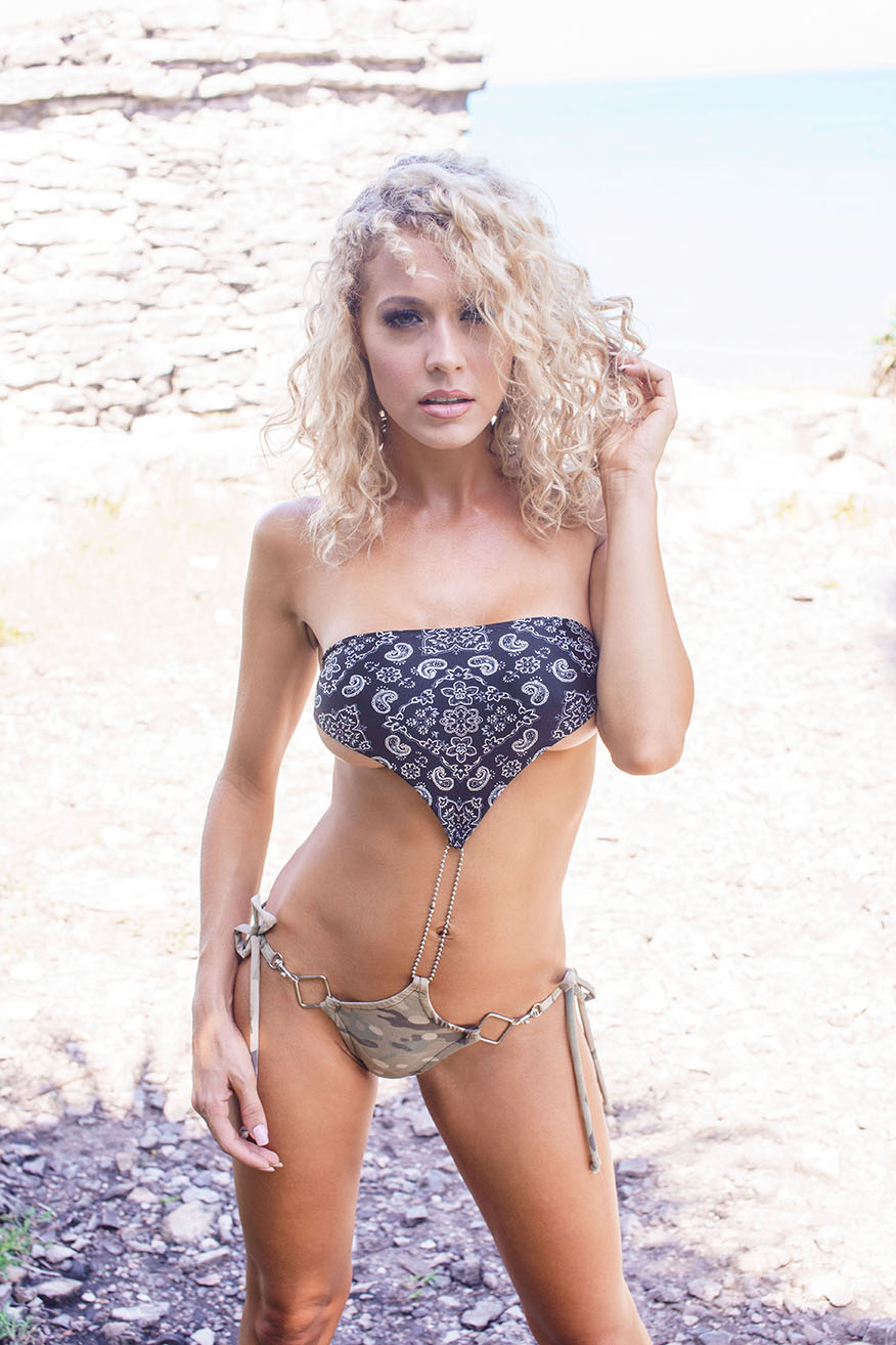 Colleen Kelly Designs Swimwear Style #2305