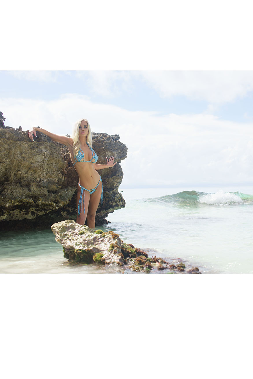 Colleen Kelly Designs Swimwear Style #2314