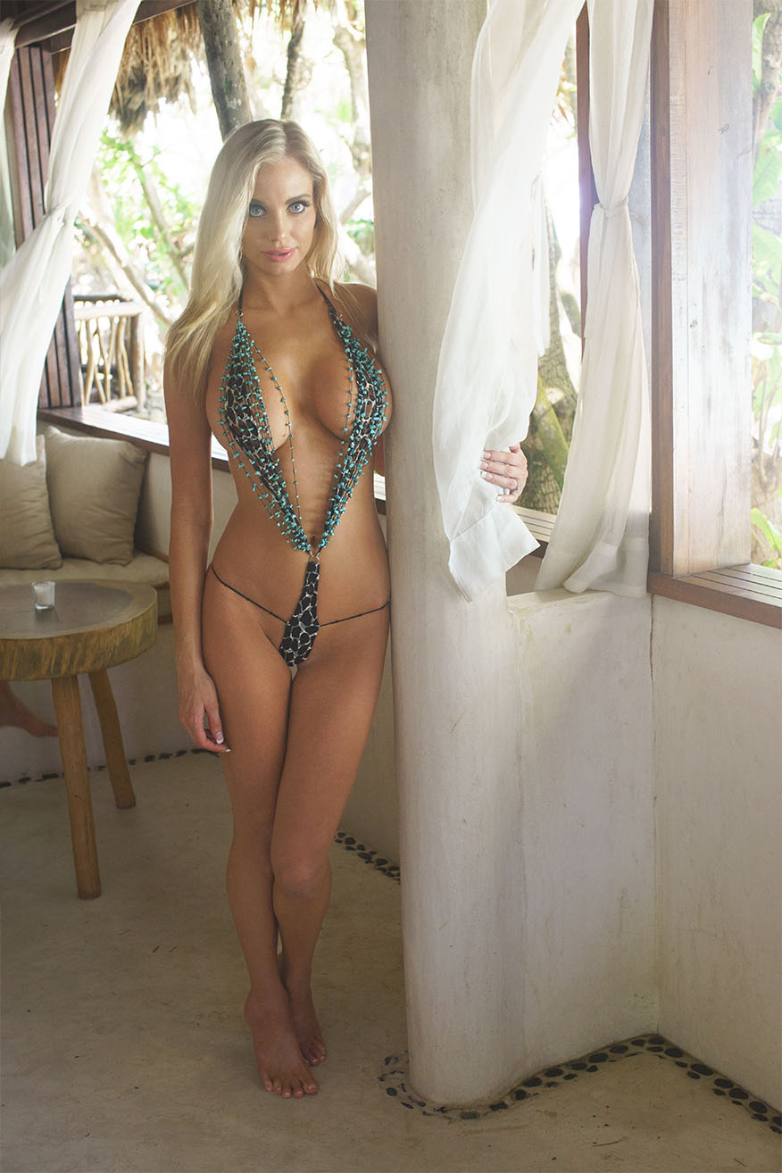 Colleen Kelly Designs Swimwear Style #2322