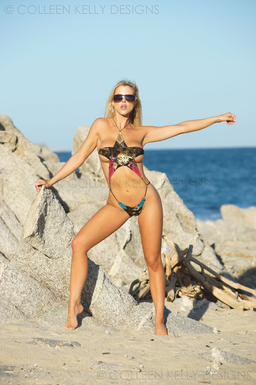 Colleen Kelly Designs Swimwear Style #2501