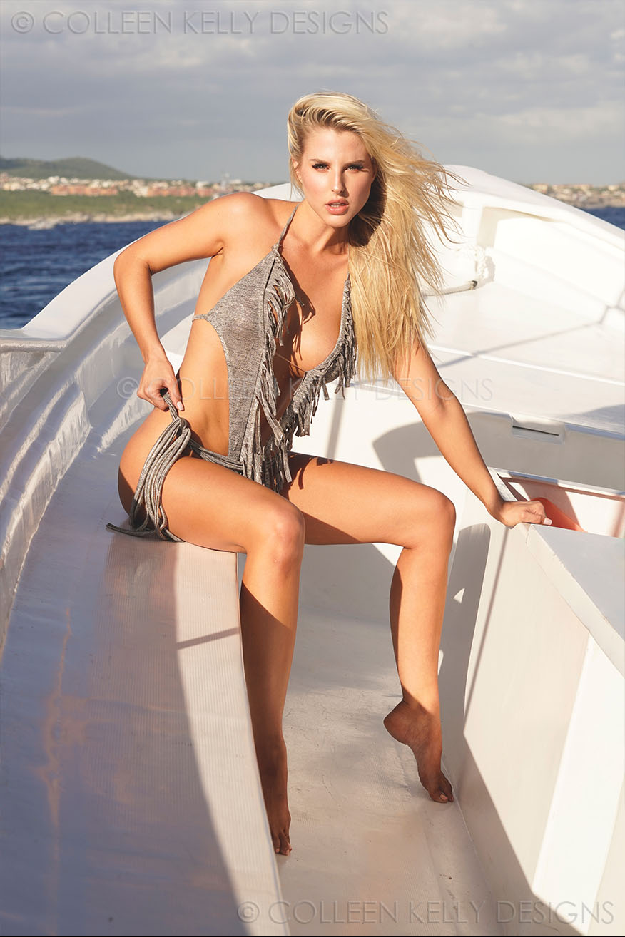 Colleen Kelly Designs Swimwear Style #2517