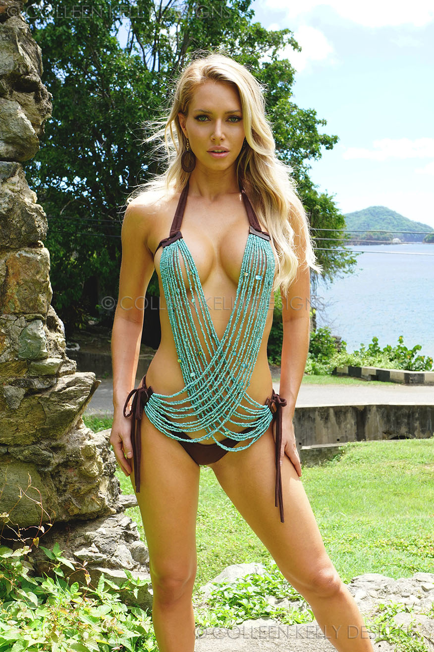 Colleen Kelly Designs Swimwear Style #2618