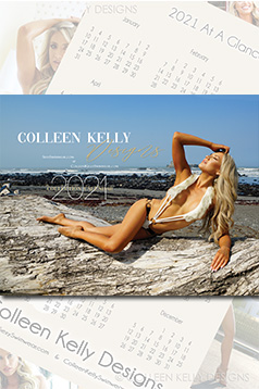 Colleen Kelly Designs Swimwear Image: 2021 Calendar