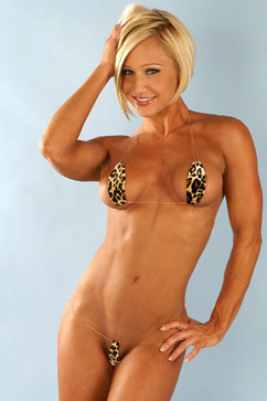 Colleen Kelly Designs Swimwear Image: Jungle Magikini