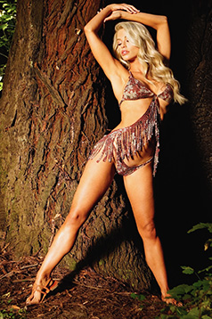 Colleen Kelly Designs Swimwear Image: Shaggy Stoney Swag Suit