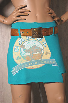 Colleen Kelly Designs Swimwear Image: Camel Cigarettes in Jade